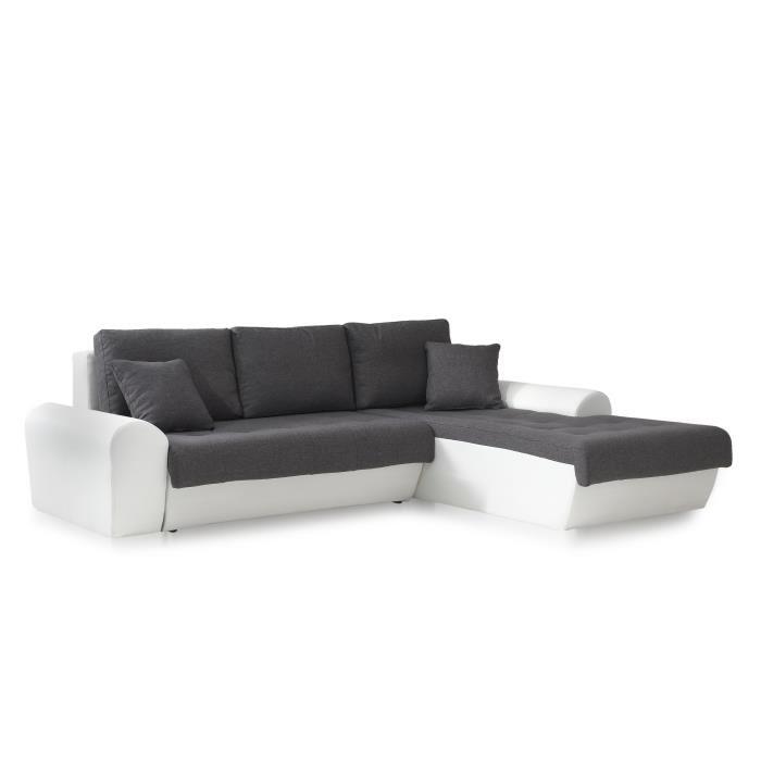Canapé d'angle droit