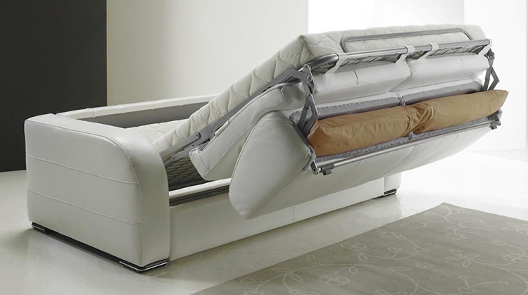 Canapé lit ultra compact