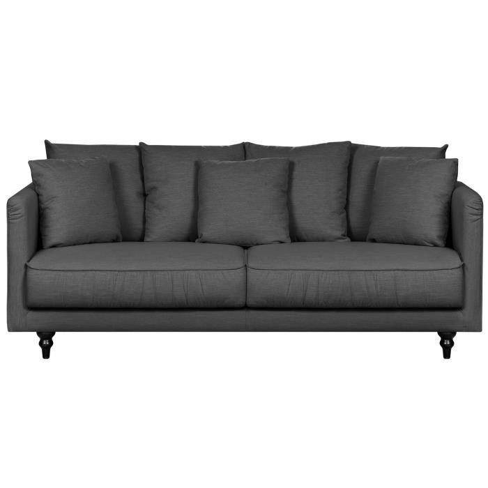 Canapé classique 3 places pas cher