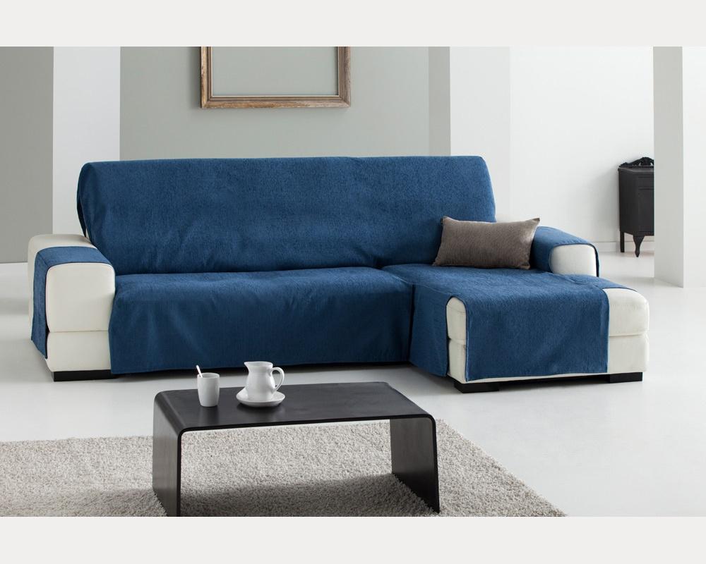 Housse de canapé d'angle 5 places