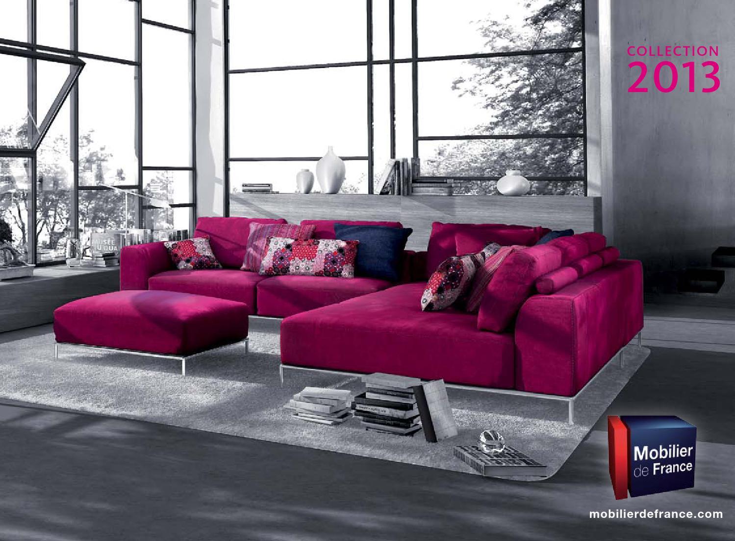 Canapé mobilier de france avis