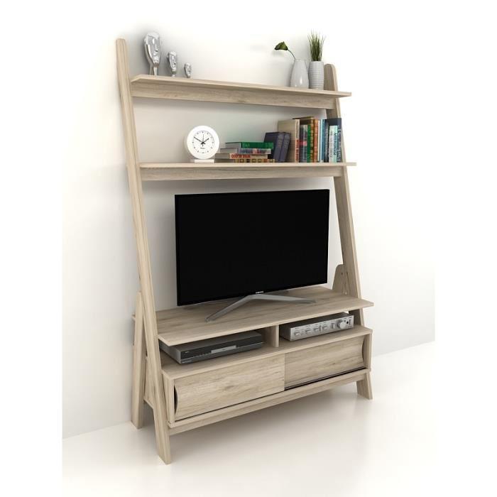 Etagere meuble tele