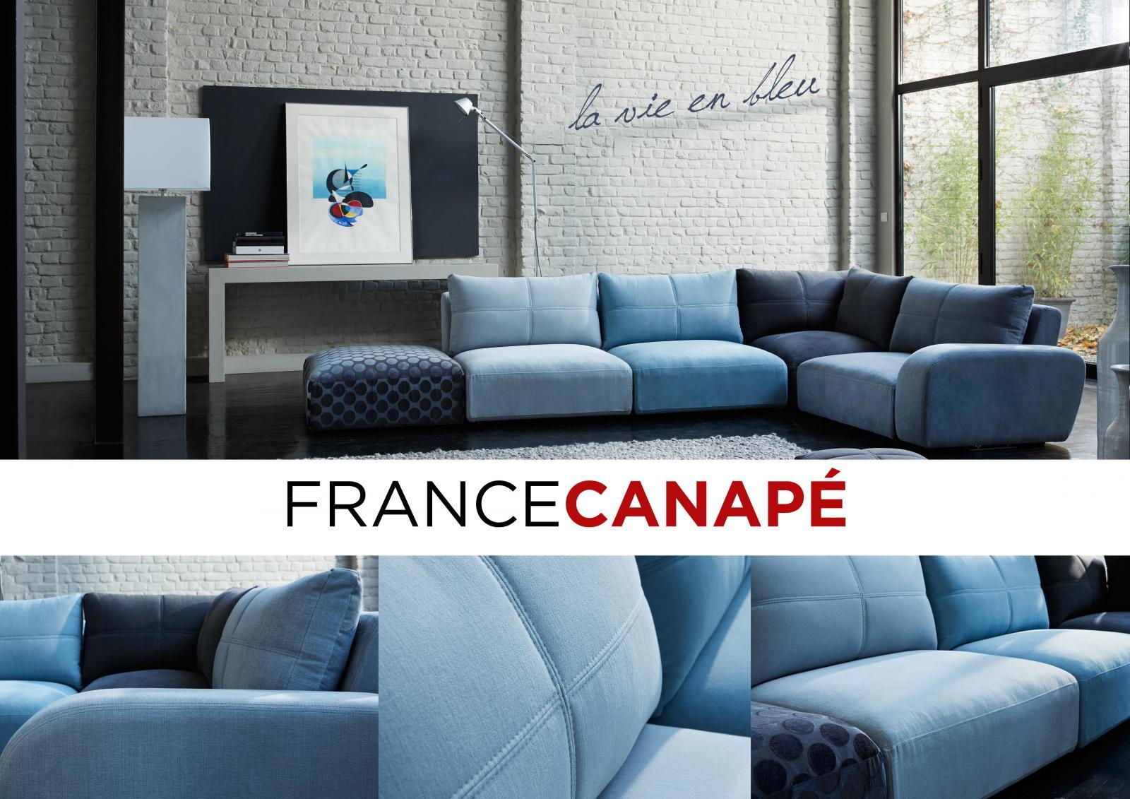France canapé
