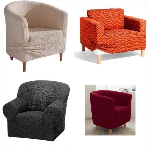Housse de fauteuil et canape pas cher