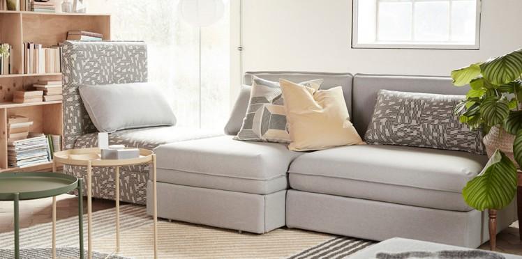 Ikea canape modulable