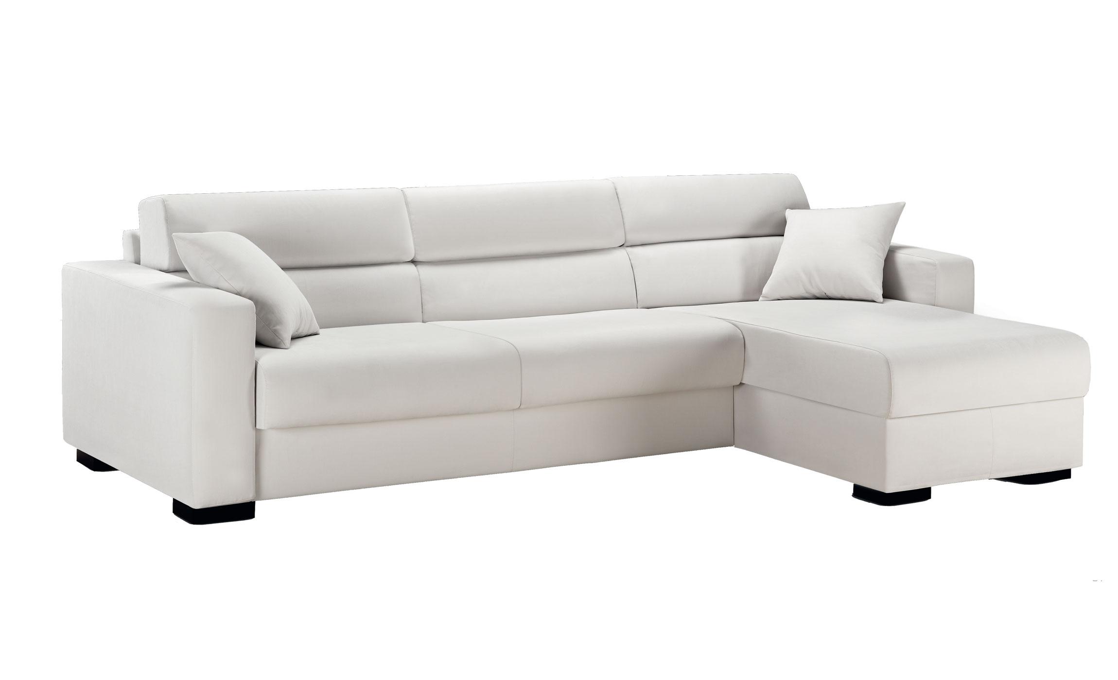 Housse de canapé d'angle imitation cuir