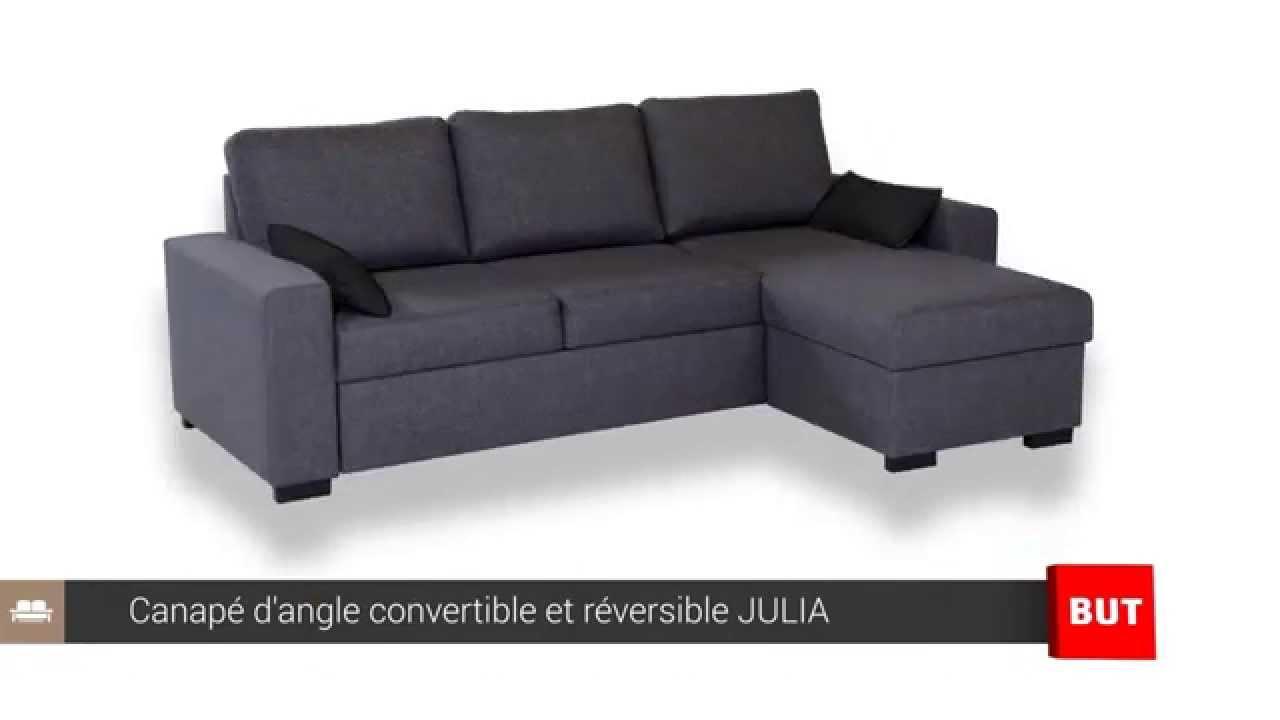 Canape convertible sans angle
