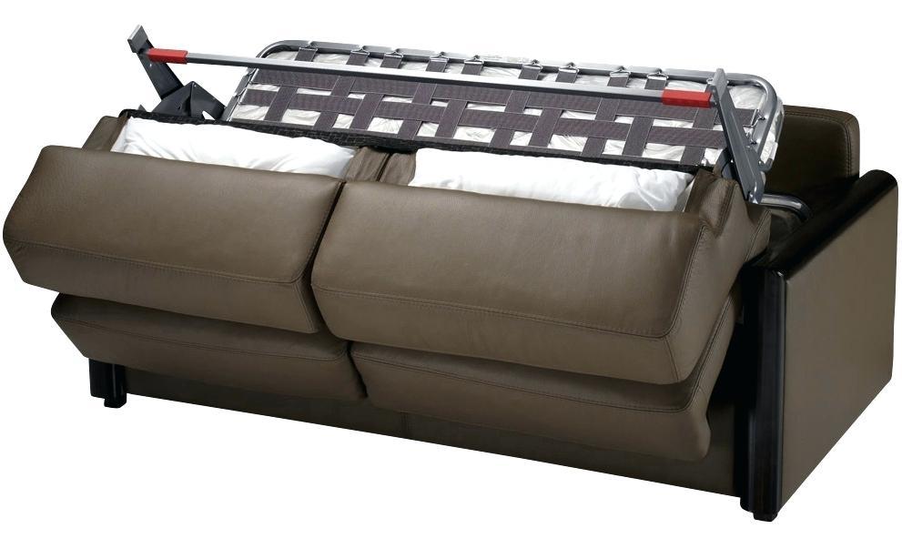 Réparation canapé lit