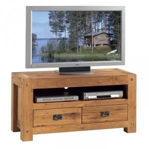 Meuble television bois