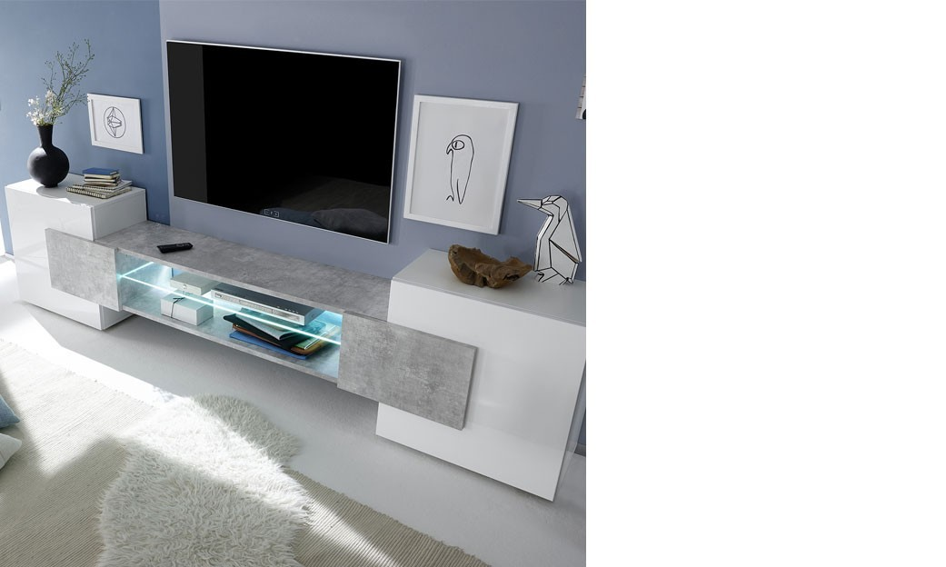 H comme home meuble tv