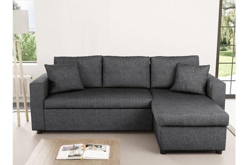 Canapé d'angle profondeur 90 cm