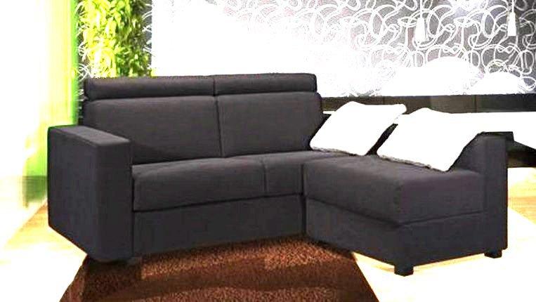 Canapé d'angle convertible largeur 200 cm