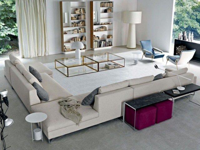 Meuble de salon design italien