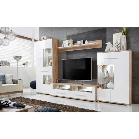 Meuble armoire tv
