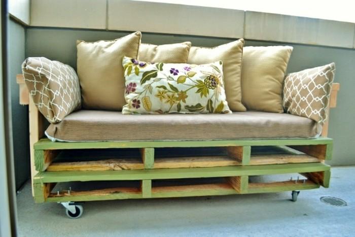 Fabriquer un lit en canape