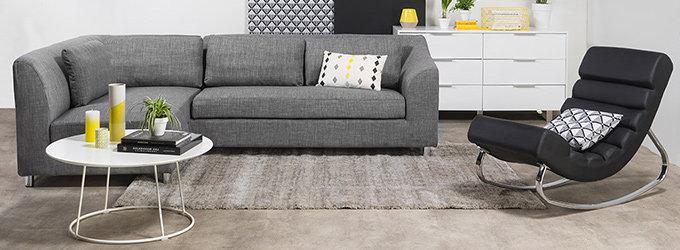 Canapé lit industriel