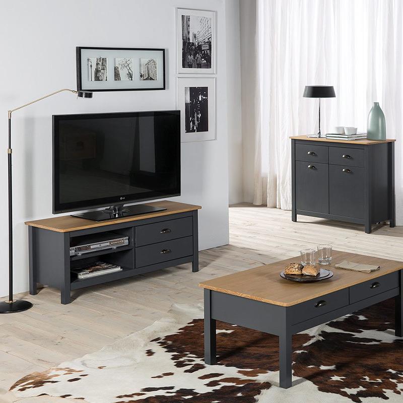 Quel meuble tv pour petit salon