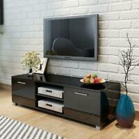 Meuble tv palette acier