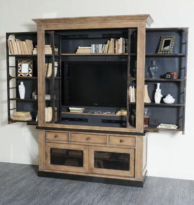 La redoute meuble tv tikamoon