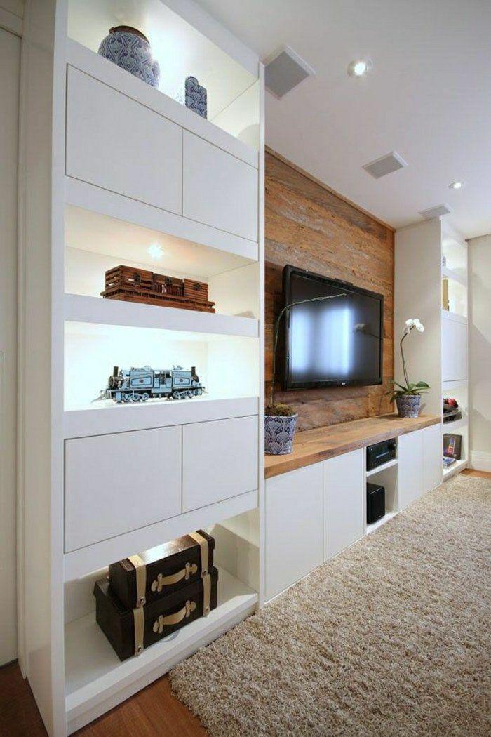 Idées pour meuble tv