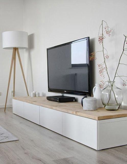 Meuble tv surmeuble