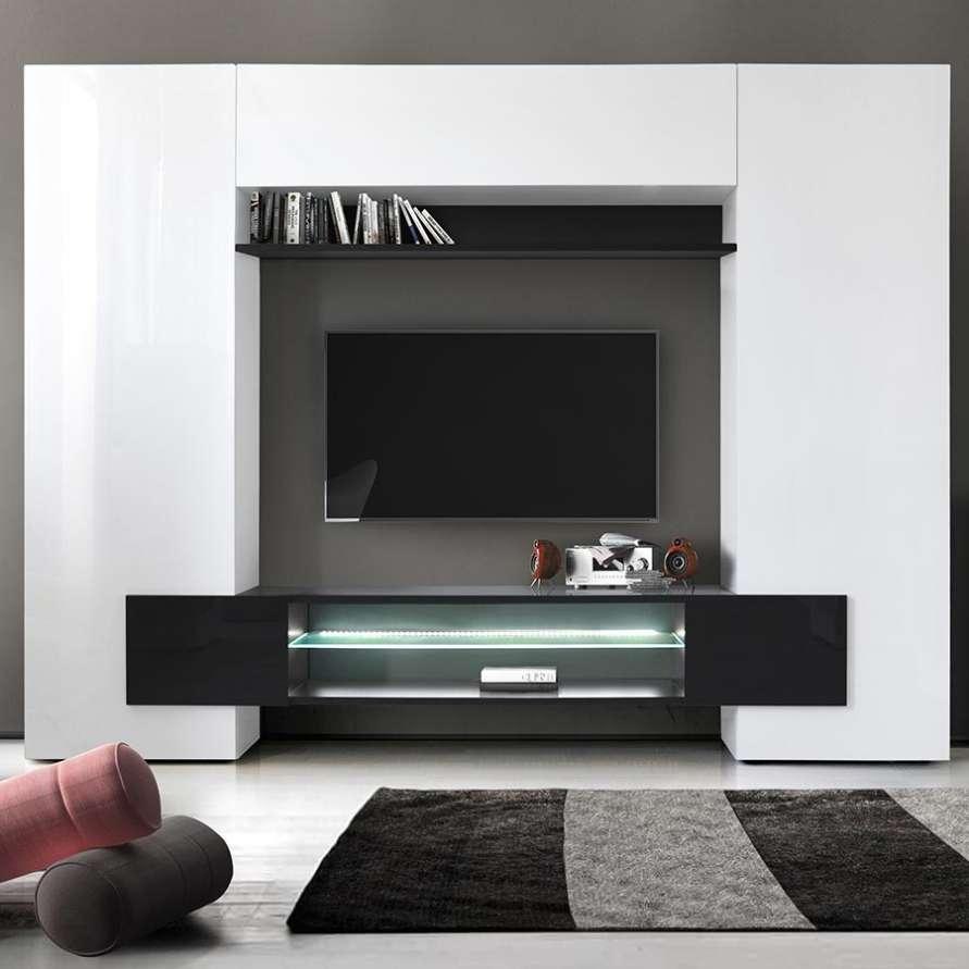 Meuble tv laque blanc 3 suisses