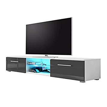 Meuble tv / meuble de salon - hugo - 140 cm