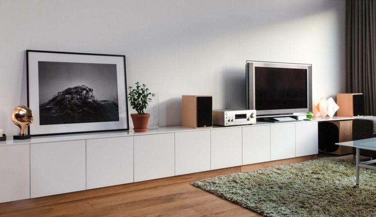 Composition meuble tv ikea