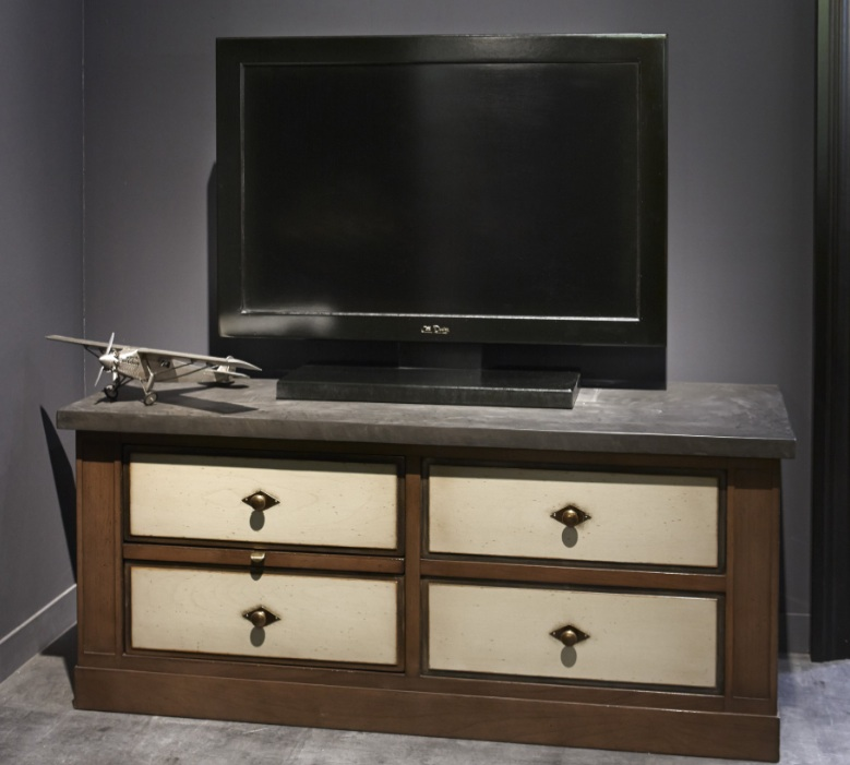 Meuble tv durif