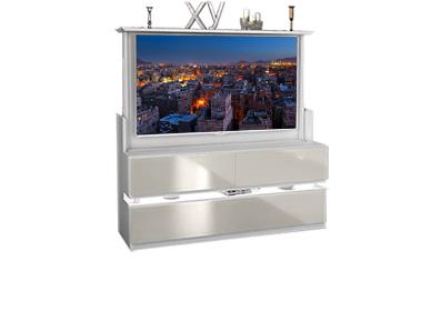 Meuble tv rabattable