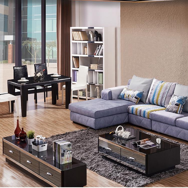 Salon complet meuble tv