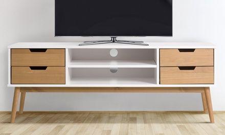 Meuble tv lucia groupon