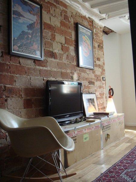 Brique meuble tv