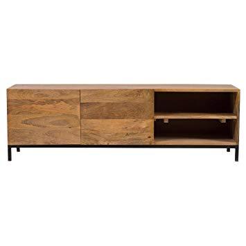 Amazon meuble tv métal