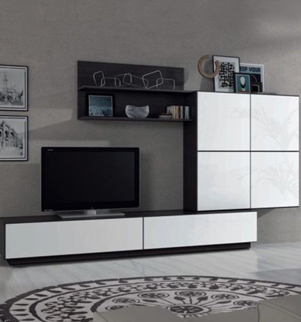 Lue meuble tv mural