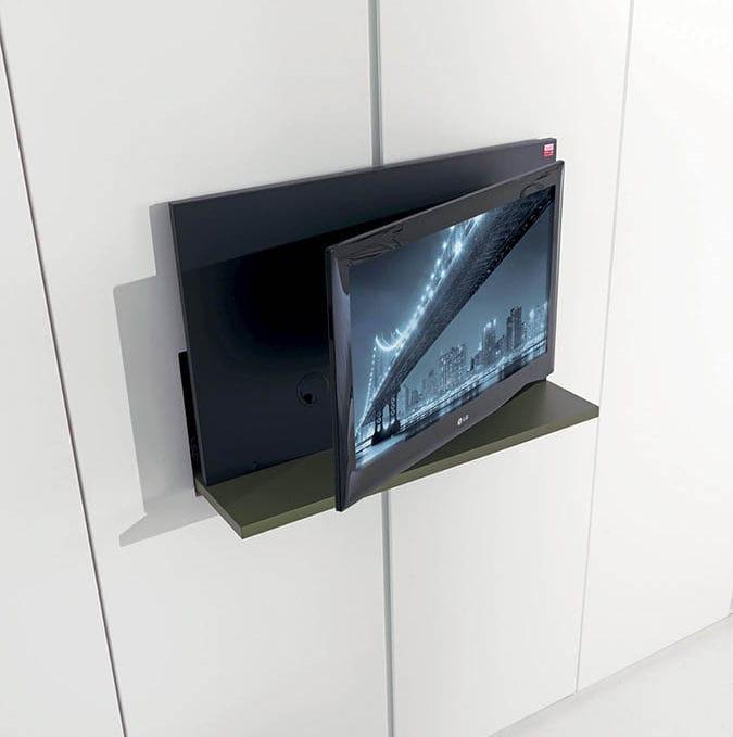 Construire un meuble tv escamotable
