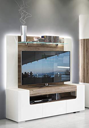 Meuble tv panneaux