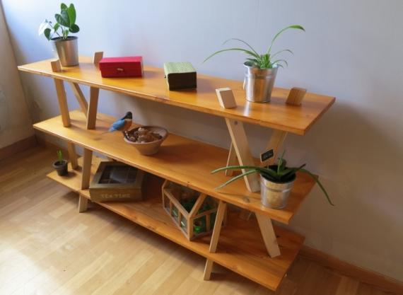 Creation meuble design bois
