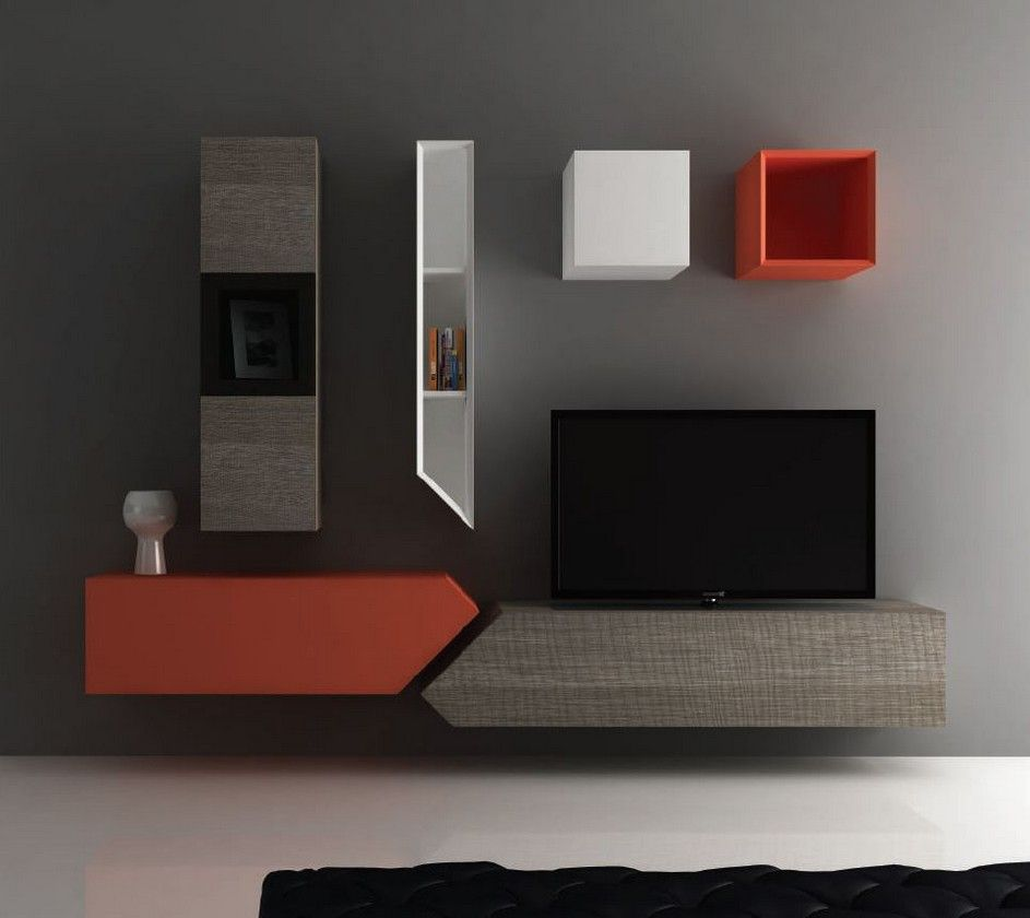 Meuble composable tv