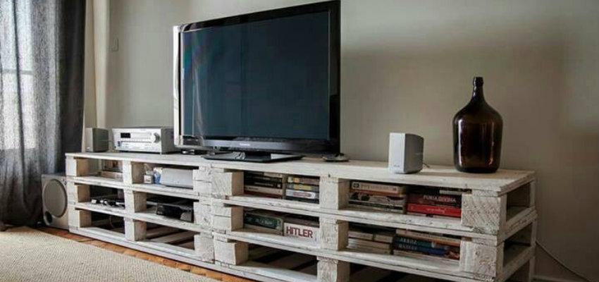 Créer un meuble tv