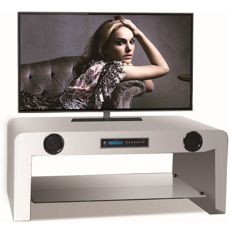 Meuble tv home cinema auchan