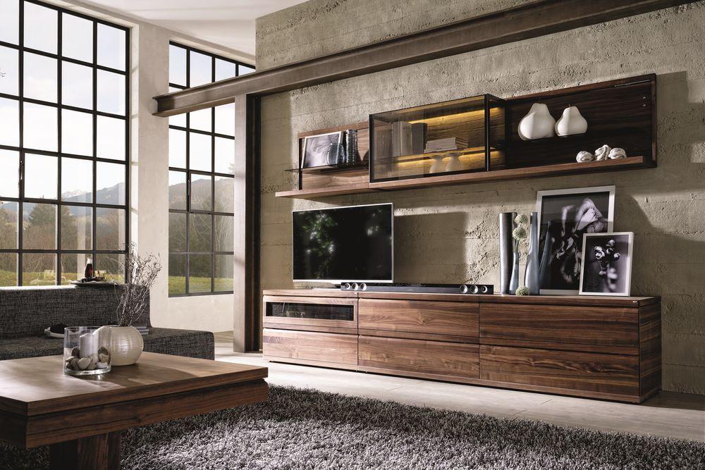 Meuble tv design de luxe