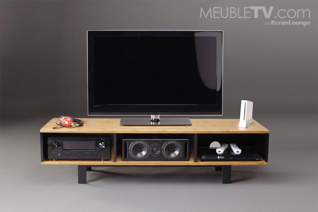Alinea meuble tv angle