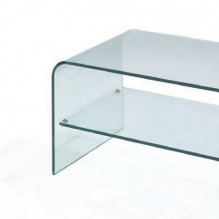 Image meuble tv verre