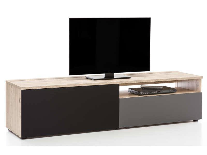 Meuble tv porte acoustique