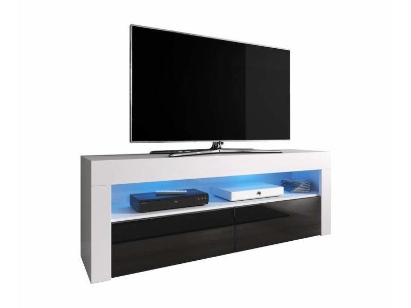 Meuble tv luna 140 cm
