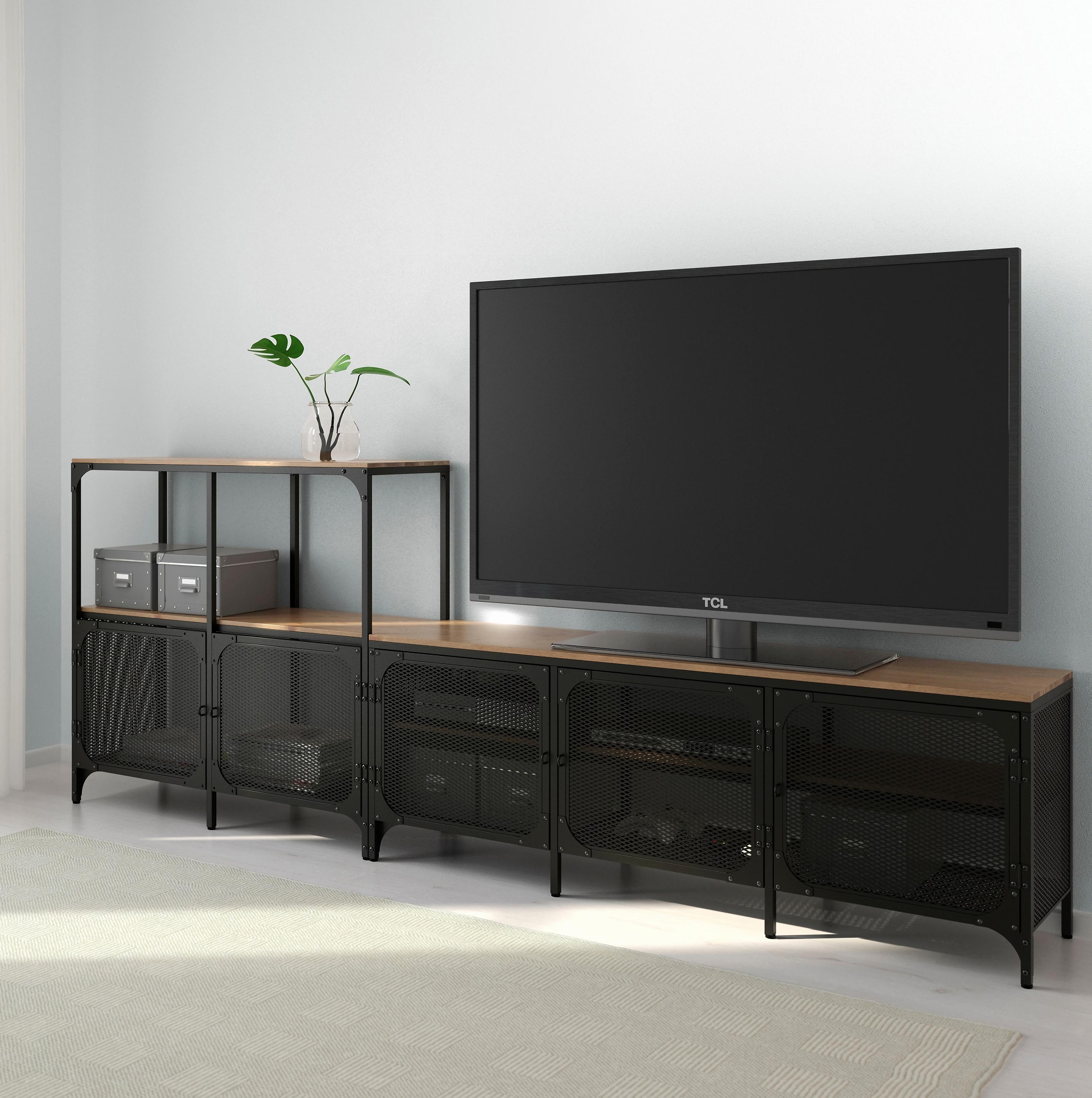 Montage meuble tv hemnes