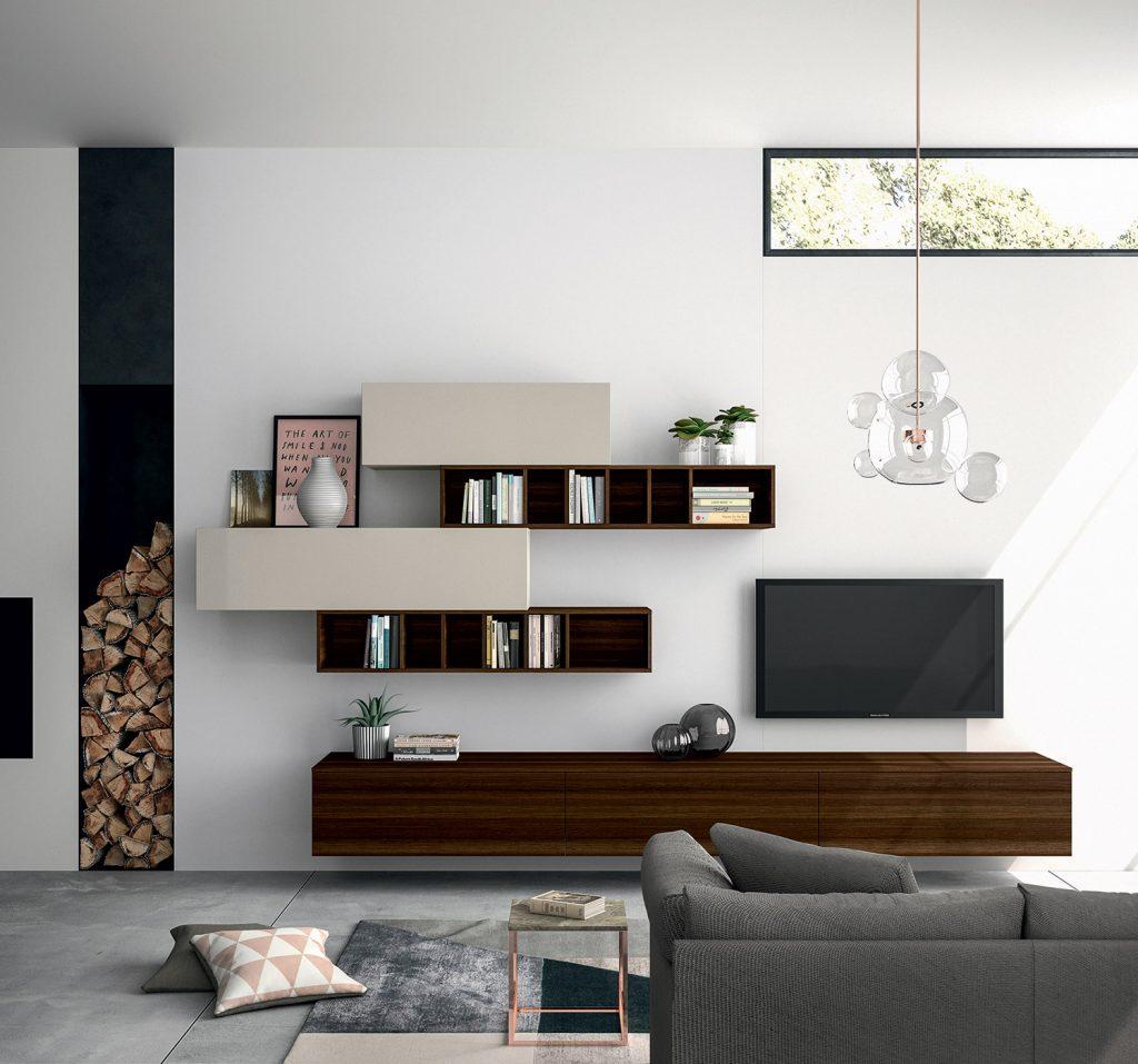 Agencement meuble tv