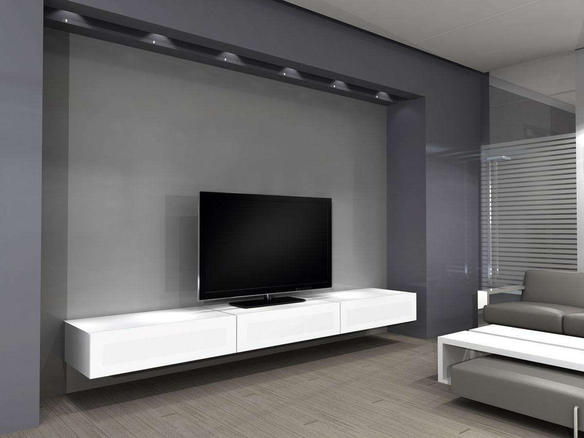 Fabriquer un meuble tv home cinema