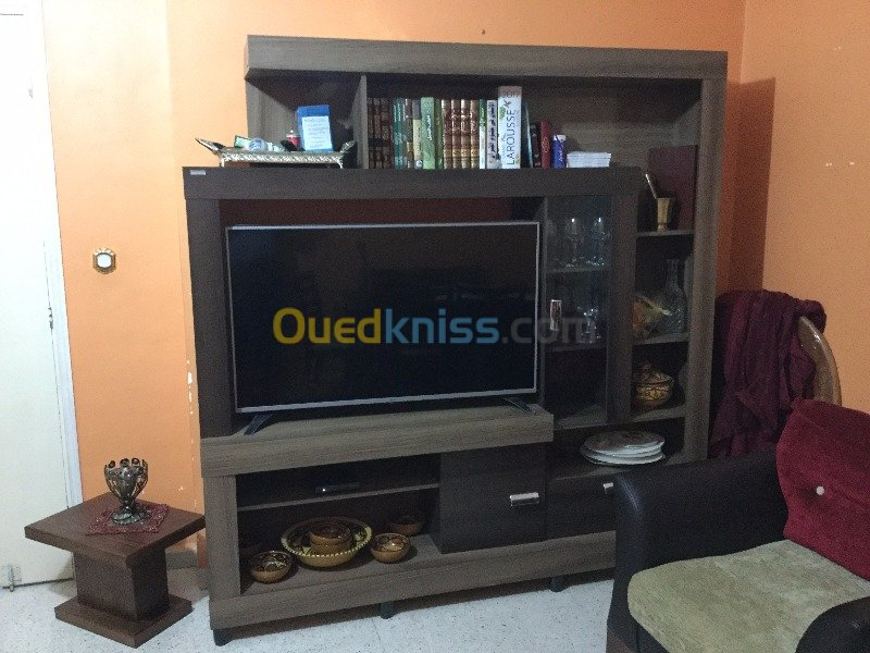 Meuble tv moderne ouedkniss